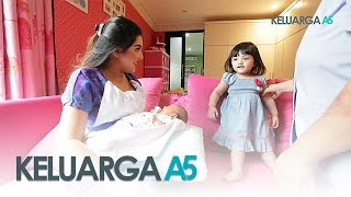 Video Keluarga A5: Balada Arsya dan Arsy - Episode 51 MP3, 3GP, MP4, WEBM, AVI, FLV November 2018