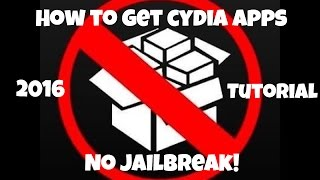 Hey guys, Cisco back with a new video and today I'm going to show you how to get cydia apps without having a jailbreak! Hope you all enjoy! Link: https://xcy...