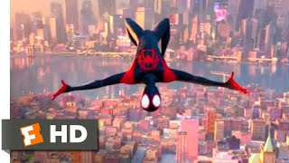 Spider-Man: Into the Spider-Verse (2018) - The One and Only Spider-Man Scene (10/10) | Movieclips