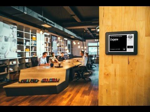 Joan Meeting Room Assistant - konfiguracja z poziomu panelu i urzadzenia