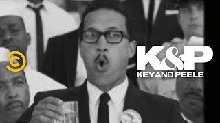 Speaking After MLK Jr. - Key & Peele