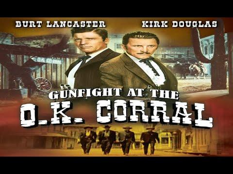 Gunfight At The O.K. Corral (Movie Trailer) 1957