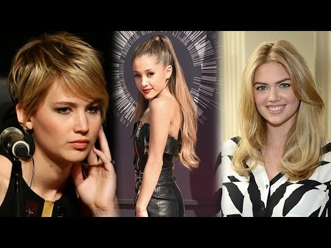 lawrence - 16 Photos That Broke the Internet ▻▻ http://youtu.be/p5y1JrLM23Y More Celebrity News ▻▻ http://bit.ly/SubClevverNews Nude photos of Jennifer Lawrence, Ariana Grande, and many, MANY...