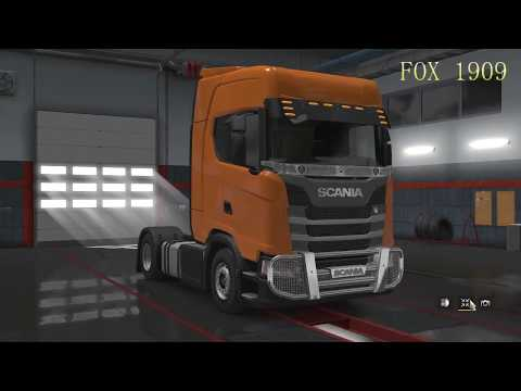 Mod Addon Scania next generation v1.0