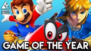 Nintendo Switch has a phenomenal first year lineup...is it enough to capture GOTY 2017? And if so, will it be Zelda Breath of the Wild or Super Mario Odyssey? Let us know what game YOU think will win GOTY 2017 and why in the comments below!FOLLOW US ON TWITTER: http://twitter.com/TheSwitchForceFOLLOW US ON INSTAGRAM: http://instagram.com/SwitchForce