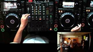 Laidback Luke - Live @ DJsounds Show 2010 (Part 3)
