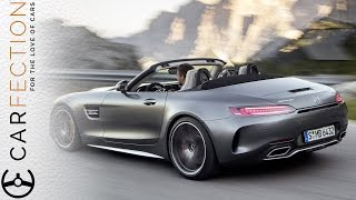 Mercedes-AMG GT Roadster: We Tried To Make A Film On It And It Wasn't Here - Carfection by Carfection