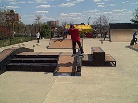 Duke Street Skatepark