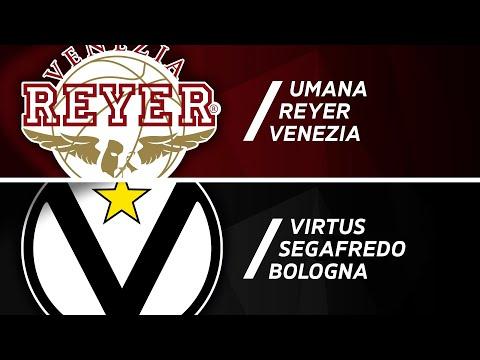Serie A 2020-21: Reyer Venezia-Virtus Bologna, gli highlights