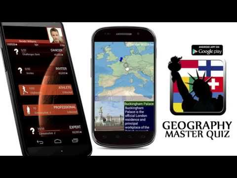 Video of Geography Master Quiz