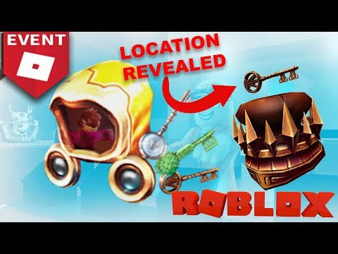 HOW TO FIND THE COPPER KEY!!  ROBLOX JAILBREAK READY PLAYER ONE EVENT