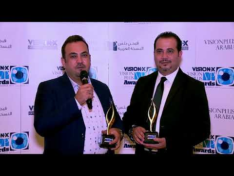 Vision and Fashion Winner at Vision X VP Awards 2017