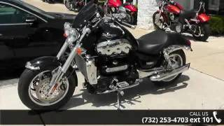 2. 2009 Triumph Rocket III  - Xtreme Machines - Millstone To...
