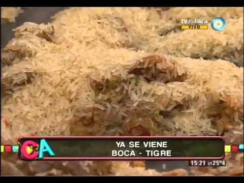 Gran paella española Parte 3