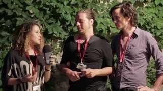 Intervista a Matthias Coers ospite all'Ischia Film Festival 2014