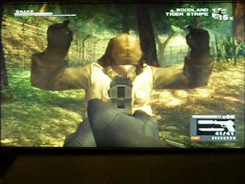 Subsistence - Metal Gear Solid 3: Subsistence. Playstation 2. A revisit to the Playstation 2's masterpiece. This is the version that came with a really handy 3d camera, it...