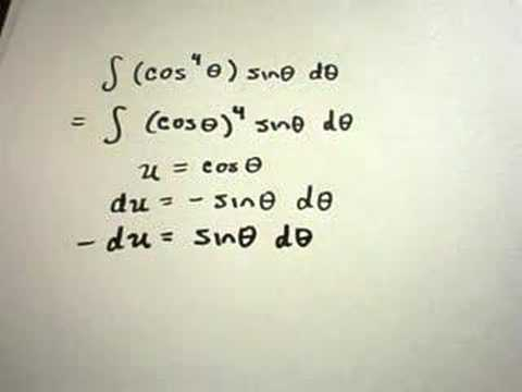 patrickJMT - Practice Problems with Solutions made by me!: http://www.teacherspayteachers.com/Product/Calculus-The-Substitution-Rule-U-substitution When Do I Have to Chan...