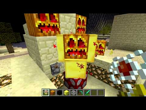Golems, Golems Everywhere! Mod demonstration