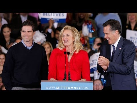 Mitt Romney's Son Connected to 2012 Voting Machines Video