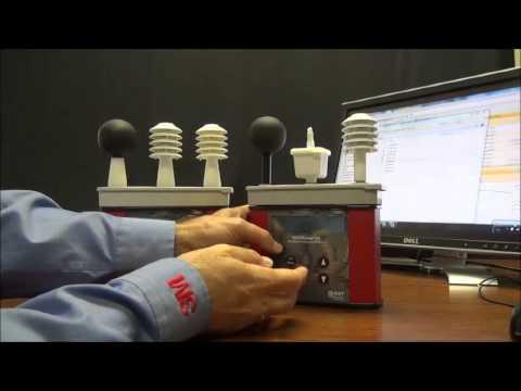 Heat Stress Monitors | 3M – QUESTemp 34 & QUESTemp 36 Portable