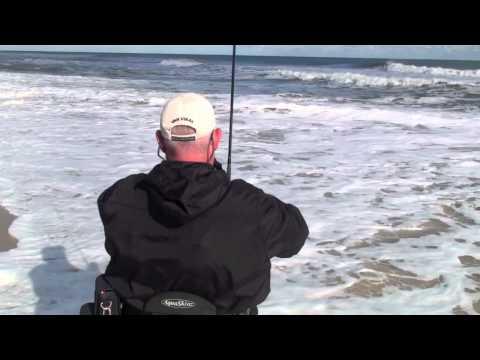 Surf Fishing for Striped Bass / 2011 NJ Fall Striper Run