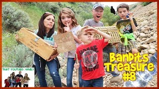 TWO TREASURES! Bandits After Us! The Bandits Treasure Part 8 / That YouTub3 Family