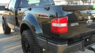 2007 Ford F-150 4WD FX4 6inch.Lift, Monster Tires (Dallas, Texas)