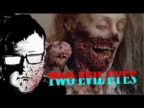 """Two Evil Eyes"" [Anthology Horror Film Review]"