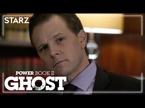 'Councilman Tate' Ep. 4 Clip | Power Book II Ghost | STARZ
