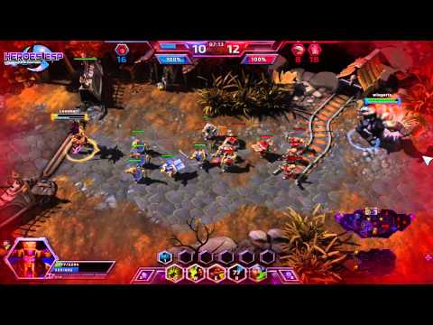 Heroes Of The Storm : Nazeebo
