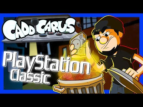 The PlayStation Classic - Caddicarus