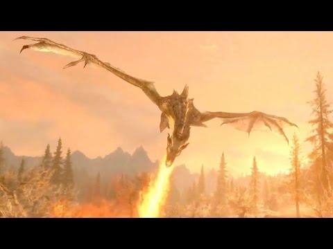 Skyrim sur Switch