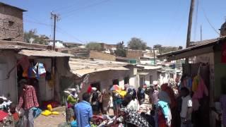 Shouha Gate Street Market, Harar Ethiopia