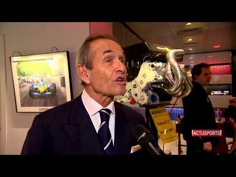 Monaco World Sport Legends Award 2017