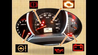 Video DRIVER MUST BE KNOW !! MEANING INDICATORS ON DASHBOARD CARS MP3, 3GP, MP4, WEBM, AVI, FLV September 2017