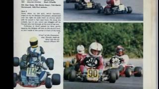 Nivelles Belgium  city photo : Karting WC 1980 in Nivelles Belgium/ De Bruijn-Senna-Fullerton