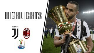Video HIGHLIGHTS: Juventus vs AC Milan 4-0 - TIM Cup Final - 09.05.2018 MP3, 3GP, MP4, WEBM, AVI, FLV Agustus 2018