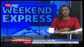 Weekend Express Newspaper Review 28th August 2016