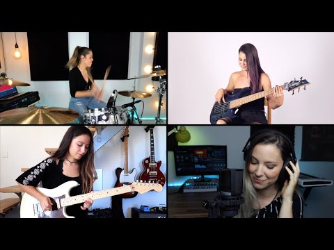 """The Weeknd  """"Blinding Lights"""" Cover by Rockloe"""