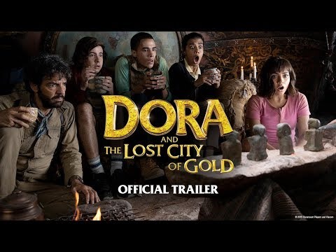 Dora and The Lost City of Gold | Official Trailer | Paramount Pictures NZ