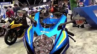 9. 2018 Suzuki GSXR 600 ABS Complete Accs Series Lookaround Le Moto Around The World