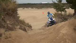 8. An in depth look at the new Yamaha Raptor 700R