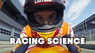 Video Marc Marquez Racing Science | Moto GP MP3, 3GP, MP4, WEBM, AVI, FLV November 2017