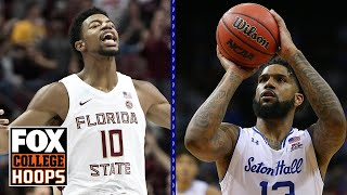 Florida State, Seton Hall among college basketball's most overlooked teams | FOX COLLEGE HOOPS by FOX Sports