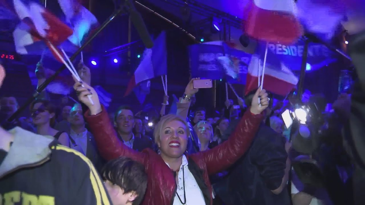 Το προφίλ των γάλλων ψηφοφόρων του Εμ.Μακρόν και της Μαρίν Λεπέν
