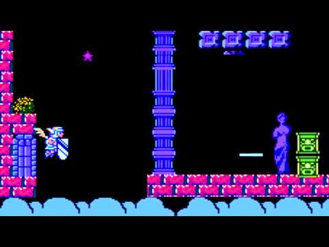 Kid Icarus (NES) Playthrough - NintendoComplete