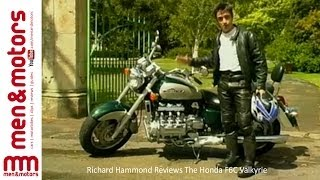 9. The Honda F6C Valkyrie Review - With Richard Hammond