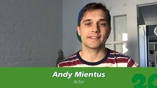 #Pokemon20: Trainer Andy Mientus by The Official Pokémon Channel