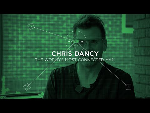 man - Chris Dancy has been meticulously logging his home and health data for years, using up to 700 tracking and lifelogging systems to lead a more quantified life. But does he represent our enlightened...