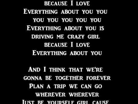 IM5 - Everything About You lyrics